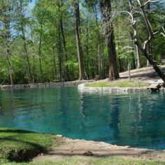 Tonkawa:) beautiful natural spring