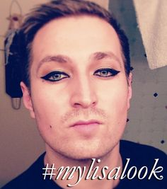 garybrinkmakeup inspired by my makeup tutorials http://www.lisaeldridge.com/video #MyLisaLook #Makeup #Beauty
