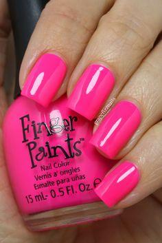 Finger Paints - Warhol Wannabe #nail #nails #nailpolish