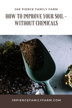 If you are interested in growing your own vegetables, you need to know the best ways to keep your soil fertile - without using chemicals. These are the best ways to amend your soil in a natural, organic way. Organic Soil, Organic Gardening Tips, Organic Fertilizer, Organic Compost, Diy Herb Garden, Garden Ideas, Container Gardening, Urban Gardening