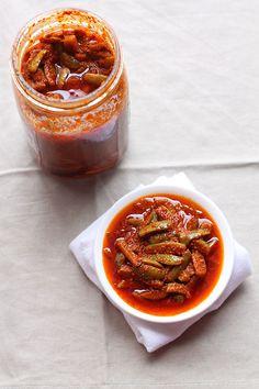 Tendli Pickle Recipe