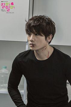Shin se gi, kill me heal me Korean Drama Stars, Korean Drama Movies, Korean Star, Asian Actors, Korean Actors, Kill Me Heal Me, Hwang Jung Eum, Lee Bo Young, Bear Girl