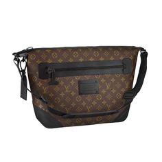 Men Louis Vuitton Messenger Waterproof-Brown Louis Vuitton LV-M40399