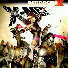 Necrosha tie-in X-Men Legacy #231