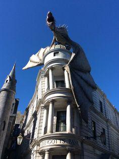 พาชมโลกเวทมนต์ The Wizarding World of Harry Potter ที่ Orlando, Florida - Pantip
