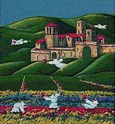 Galleria d'Arte Moderna e Contemporanea Luigi Proietti - La primavera II