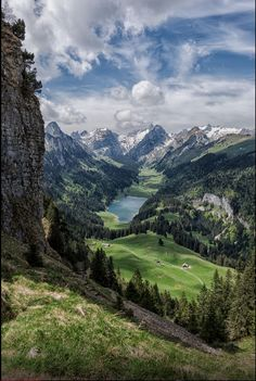 Alpstein.  The Alpstein are a subgroup of the Appenzell Alps in Switzerland.