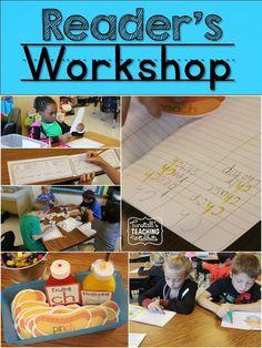 All About Reader's Workshop! | Tunstall's Teaching Tidbits | Bloglovin'