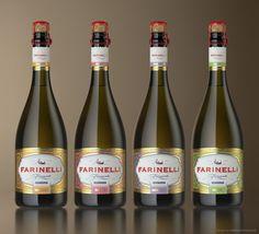 Игристое вино Farinelli Frizzante