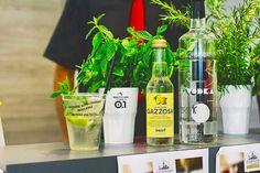 Origine Green Spirits & Lurisia  Italians do it better