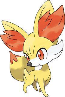 Fennekin Pokédex: stats, moves, evolution & locations | Pokémon Database