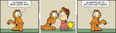 Garfield Comic Strip for Sep/15/2014 on GoComics.com