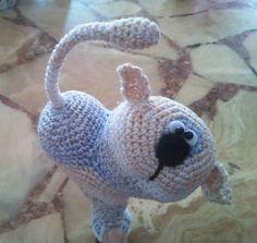 Ravelry: Zalja's Cat Heart ValentinCat 14 February Ravelry  #LittleOwlsHut, #Amigurumi, #CrohetPattern, #Crochet, #Crocheted, #Cat, #Pertseva, #DIY, #Craft, #Pattern, #Valentine's, #14February