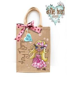 12 Best Audrey Unique Personalised Hand Painted Bags images   All ... 956b61da4e