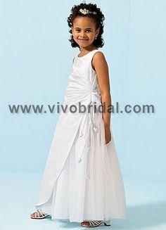 Vivo Bridal - Flower Girl DressE-0002