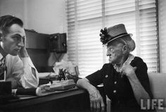 Una imagen y mil palabras: W. Eugene Smith, Country doctor, 1948