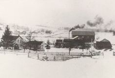 garrett county maryland school history | Photo caption reads: The Richter Tannery is located where the smoke is ... accident md