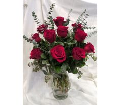 Classic Red Rose Bouquet in Princeton, Plainsboro, & Trenton NJ, Monday Morning Flower and Balloon Co. Rose Flower Arrangements, Fast Flowers, Red Rose Bouquet, Morning Flowers, Flower Delivery, All The Colors, Red Roses, Favorite Color, Floral Design