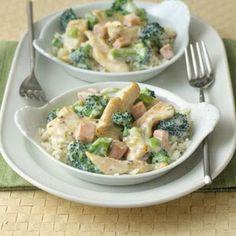 Gina's Italian Kitchen: Broccoli and Chicken Casserole