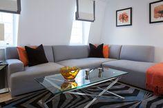 Penthouse Living Room   JHR Interiors