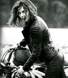 Biker Girl Jacket -
