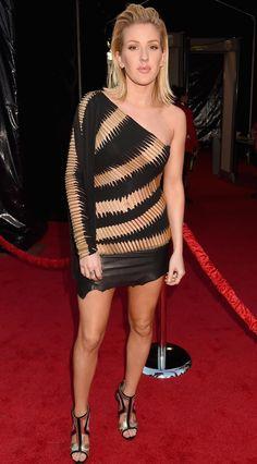 Kellie Pickler Miniskirt 95