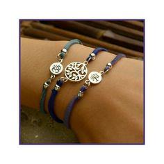 Tree of Life Charm Bracelets | Nina Designs