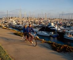 Oxnard, California - Channel Islands Harbor
