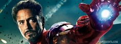 iron man in avengers movie robert jr cool movie facebook timeline covers. stunning fb profile banners iron man in avengers movie robert jr