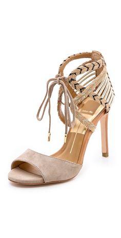 Dolce Vita Hexen Lace Up Sandals | SHOPBOP