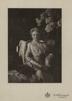 Юсупов — Princess Zenaida Youssoupoff in 1913