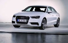 Audi A3 sedan to launch in 2014; CKD Q3 Could be priced at Rs. 25 lakh. #AudiCars
