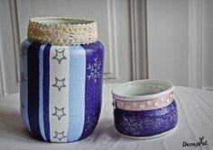 Handmade decorated lamps #DecoupArt #decoupage #handmade #decoration #decorative #art #lamp #kézműves #kézművesség