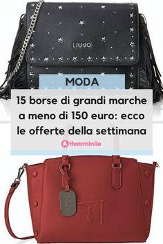 a68c2f1f6a Vuoi comprare una borsa di un marchio importante senza spendere troppo e  pensi che non sia