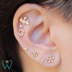 1d10a049ccc2c 39 Best Kim's Favorites images in 2019 | Earrings, Hoop Earrings ...