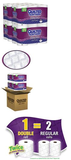 Toilet Paper 179204 Quilted Northern Ultra Soft And Strong Bathroom
