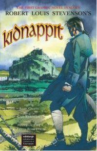 Kidnappit is the Scots version of the exciting new graphic novelisation of Robert Louis Stevenson's Kidnapped, a dramatic and epic adventure story about a seventeen-year-old desperate to secure his inheritence, culminating in a chase from the islands in the west of Scotland to Edinburgh.