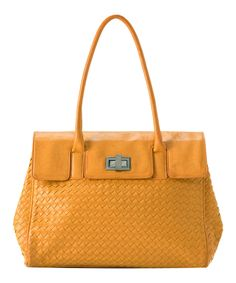 Look at this Sunflower Atherton Satchel on #zulily today!