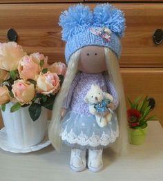 Купить Интерьерная кукла - кукла, кукла ручной работы, кукла в подарок, необычная кукла