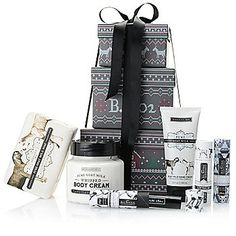 "Beekman 1802 Six-Piece ""Bundle up with Beekman"" Collection w/ Three Gift Boxes"