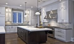 Kitchens - Transitional | Savane Properties | Refined and Elegant Homes | Chicago, IL | Custom Luxury Residential Builder