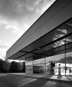 Landskrona Sporthall Arne Jacobsen 1965