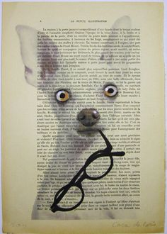 Clever Chichuahua by Cocodeparis, $10.00