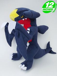 Pokemon Garchomp Plush Doll PNPL5133