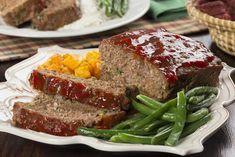 Old-Fashioned Meatloaf | MrFood.com