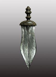 Baule - 40,1 cm n.jpg - African sword and knife - African Weapons