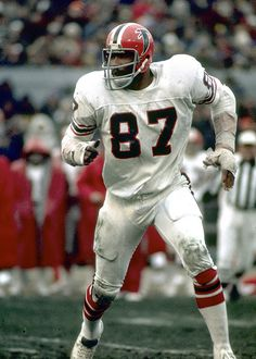 Claude Humphrey / Humphrey's stellar career included being named First-team All-Pro five times (1971-'74, and 1977), Second- Team All-Pro three times (1969, 1970, 1976), and All-NFC six times (1970-'74, 1977). He was Second-Team All-NFC in 1976 when Humphrey unofficially recorded a career high 15 quarterback sacks. In addition Humphrey was named to the Pro Bowl six times over the span of his career (1970-'74 & 1977).  FINALLY in the Hall of Fame as of 2014.