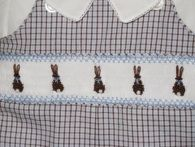 SewNso's Sewing Journal--Caleb's Cottontails in SB