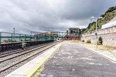 Cobh Railway Station County Cork - Ireland [The Streets Of Ireland]