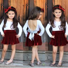 Image gallery – Page 476185360598789212 – Artofit Kids Dress Wear, Dresses Kids Girl, Little Girl Outfits, Kids Outfits Girls, Cute Outfits For Kids, Toddler Girl Outfits, Kids Frocks Design, Baby Frocks Designs, Baby Girl Dress Patterns